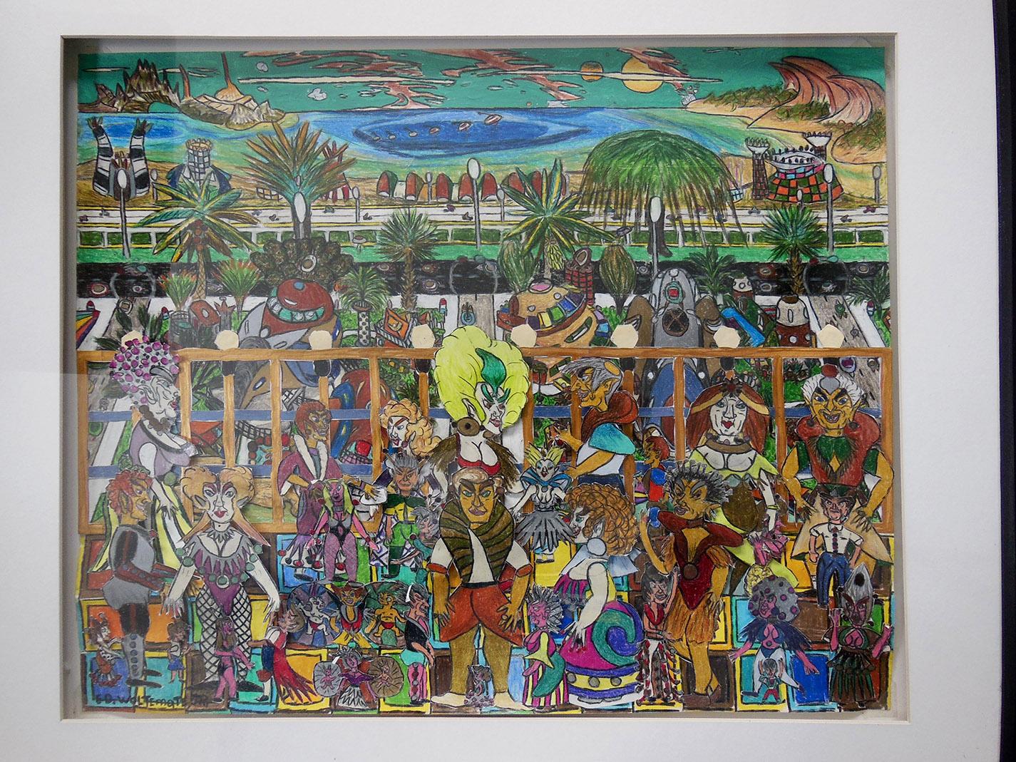Outsider Art Gallery Outsider Folk Art Gall...